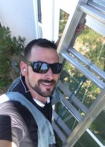 San Diego Window Masters Owner Mike Macino