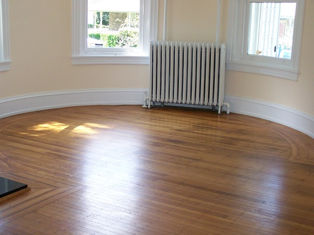 Floors Protected from Sun Damage